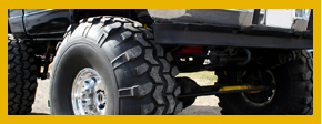 Lift/Leveling Kits at Parker Tire & Service